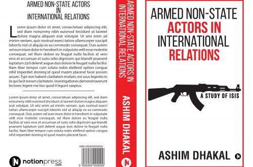 Armed Non-State Actors in International Relations: A Study of Isis